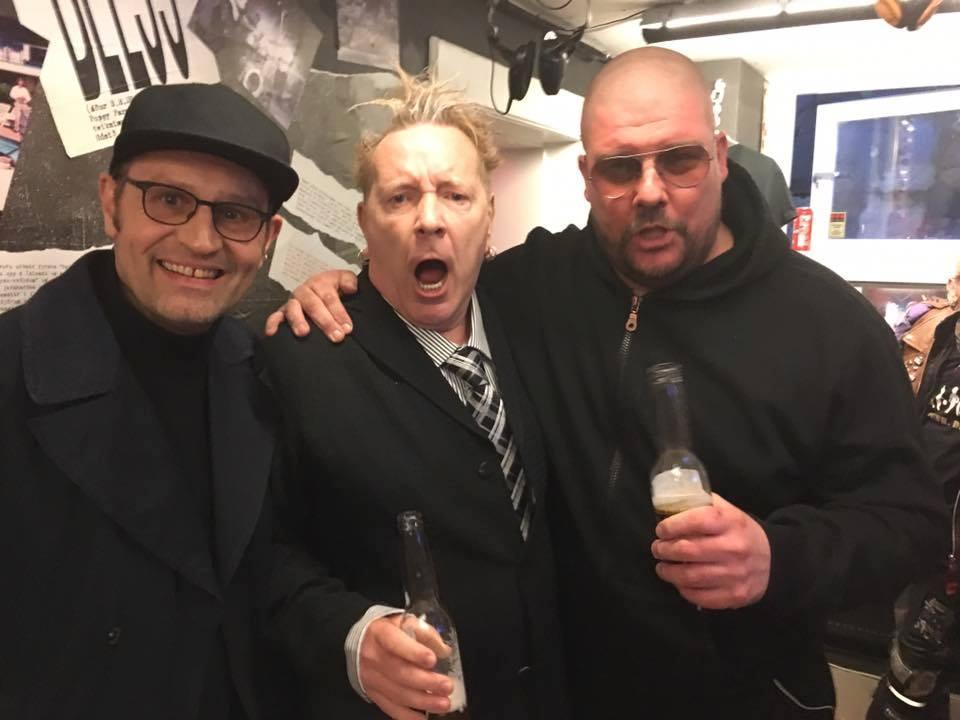 Фото: The Icelandic PUNK Museum/ Purrkur Pillnikk, Sex Pistols, Dr. Spock