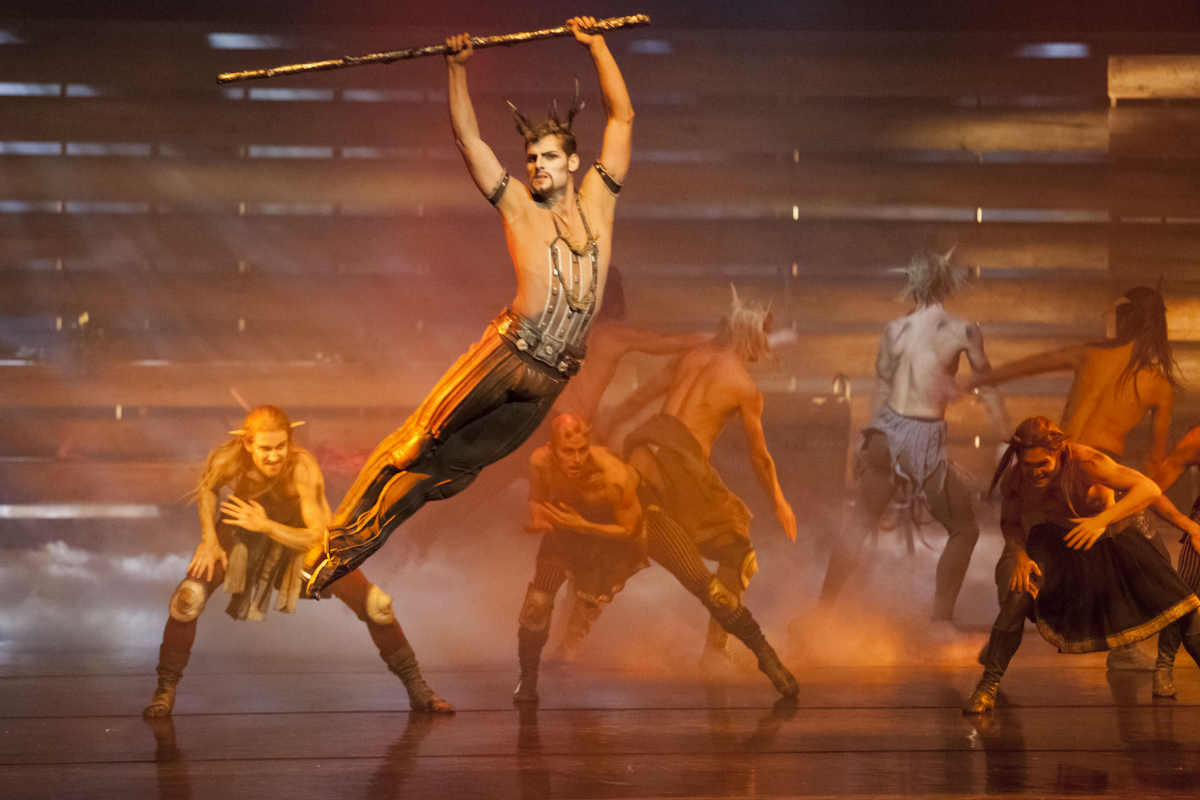 Финская национальная опера / Финский национальный балет/© 2014 Mirka Kleemola/ Michal Krčmář
