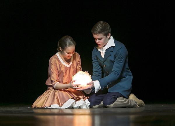 Финская национальная опера / Финский национальный балет/ © 2012 Sakari Viika/ Erika Pastel, Konsta Roos