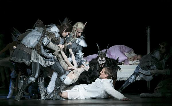 Финская национальная опера / Финский национальный балет/ © 2012 Sakari Viika/ Tiina Myllymäki, Wilfried Jacobs, Samuli Poutanen, Salla Eerola