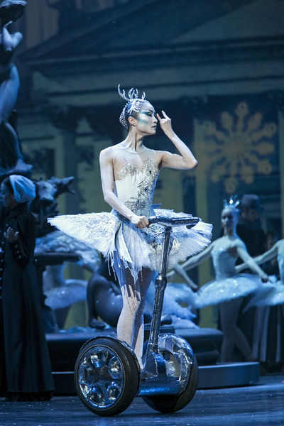 Финская национальная опера / Финский национальный балет/© 2012 Sakari Viika/ Mai Komori