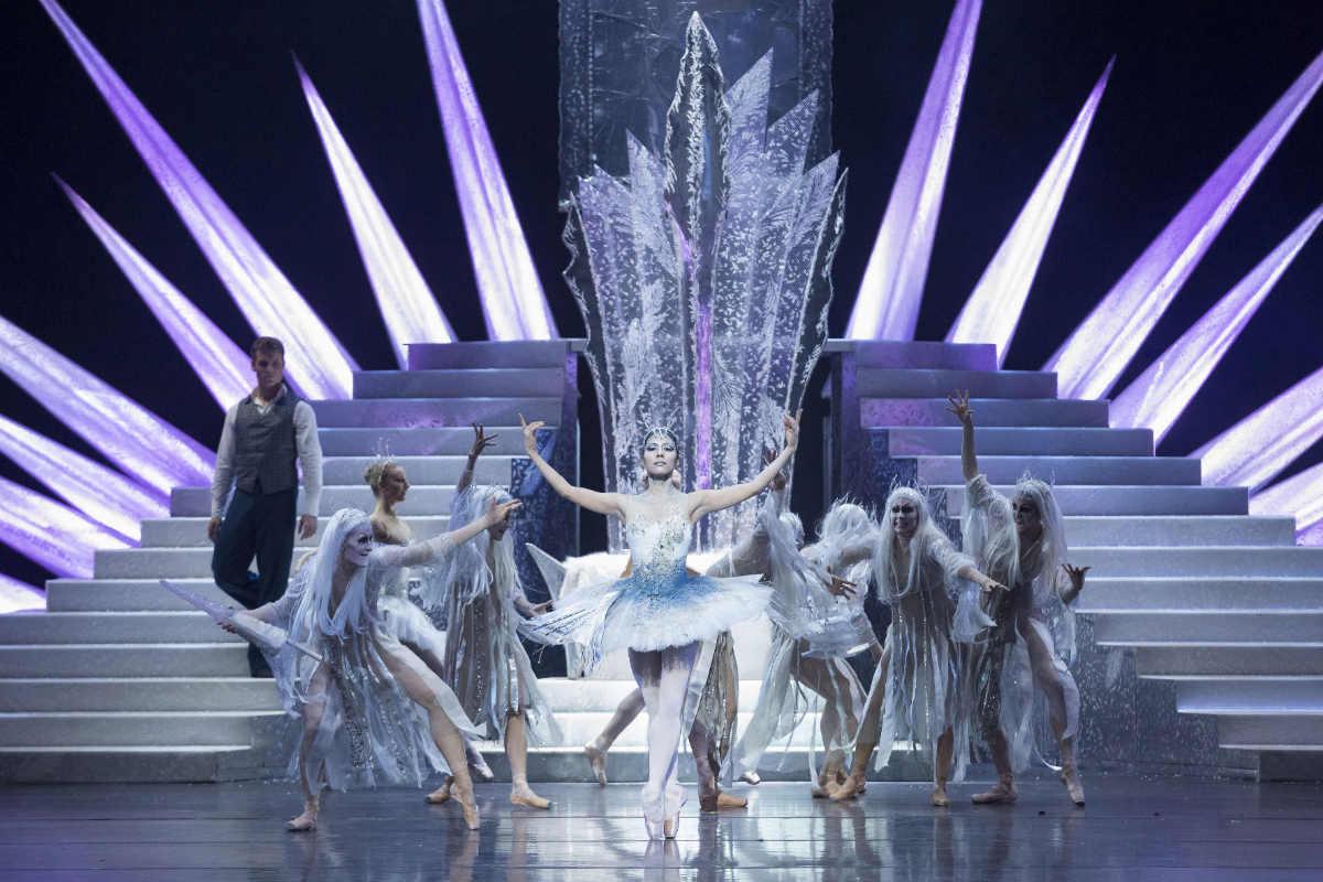 Финская национальная опера / Финский национальный балет/ © 2016 Mirka Kleemola/ Michal Krčmář, Hanako Matsune