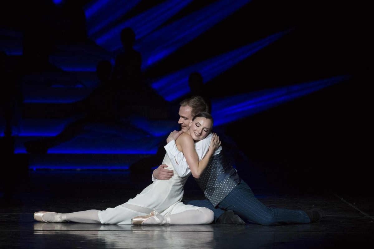 Финская национальная опера / Финский национальный балет/© 2016 Mirka Kleemola/ Lucie Rákosníková, Samuli Poutanen