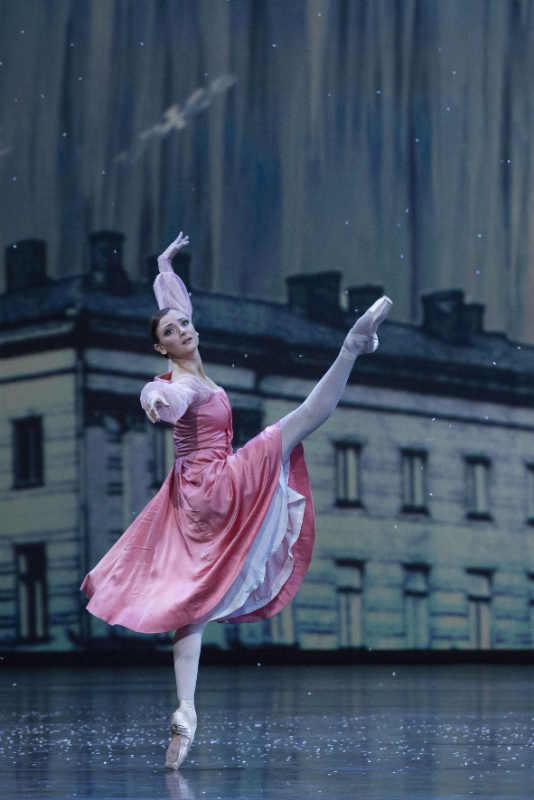 Финская национальная опера / Финский национальный балет/© 2016 Mirka Kleemola/Lucie Rákosníková
