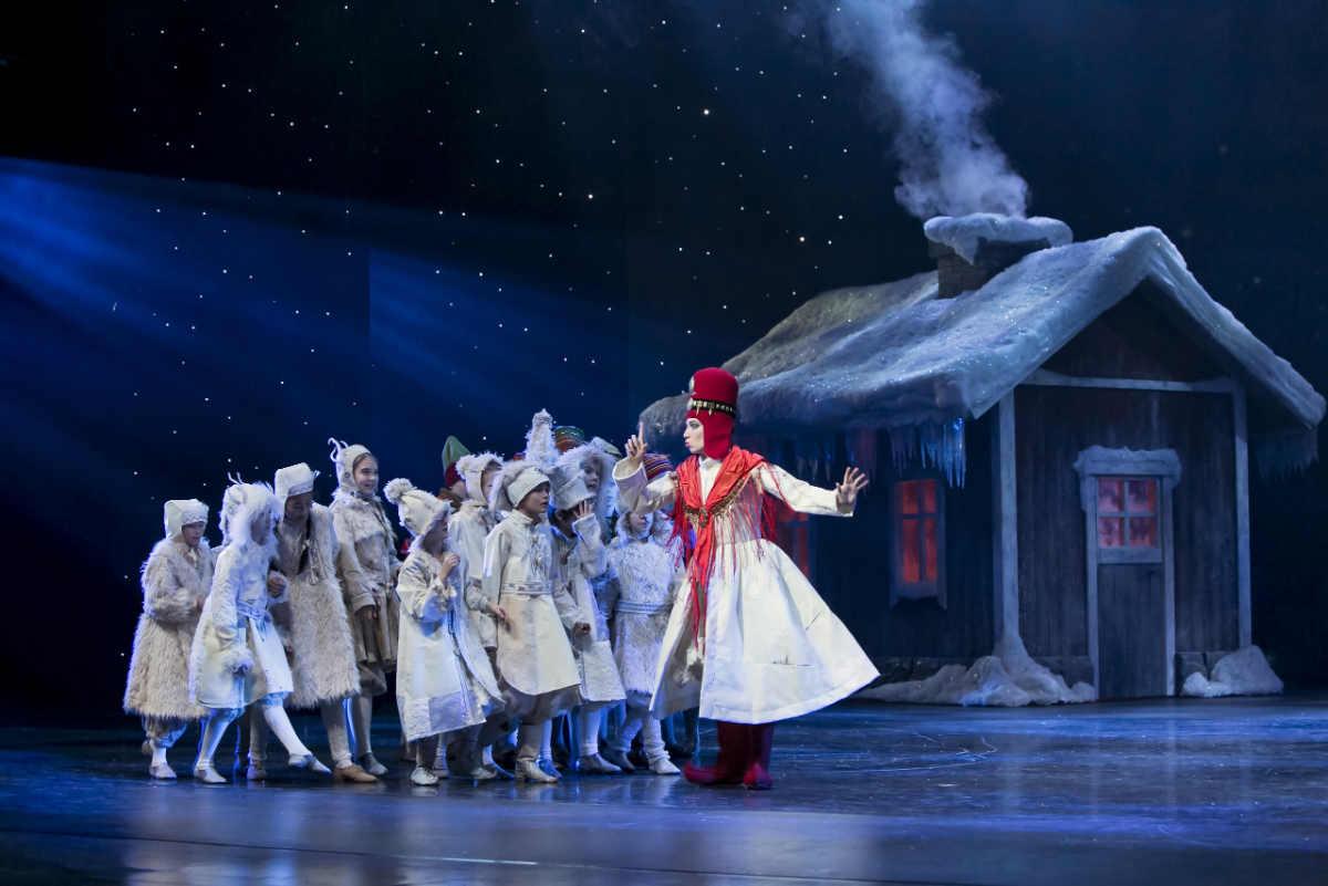 Финская национальная опера / Финский национальный балет/© 2012 Sakari Viika/Tiina Myllymäki