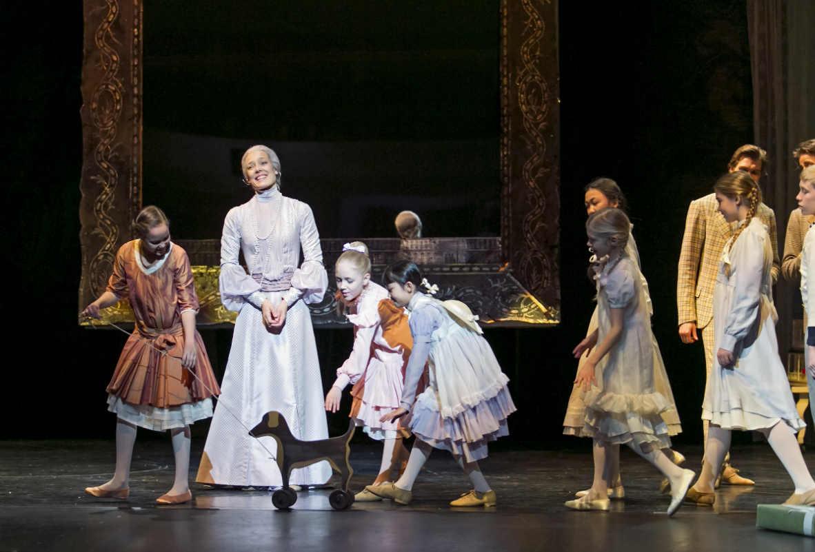 Финская национальная опера / Финский национальный балет/ © 2012 Sakari Viika/ Minna Tervamäki