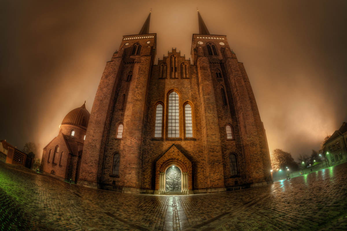 Jacob Surland / The Cathedral of Roskilde