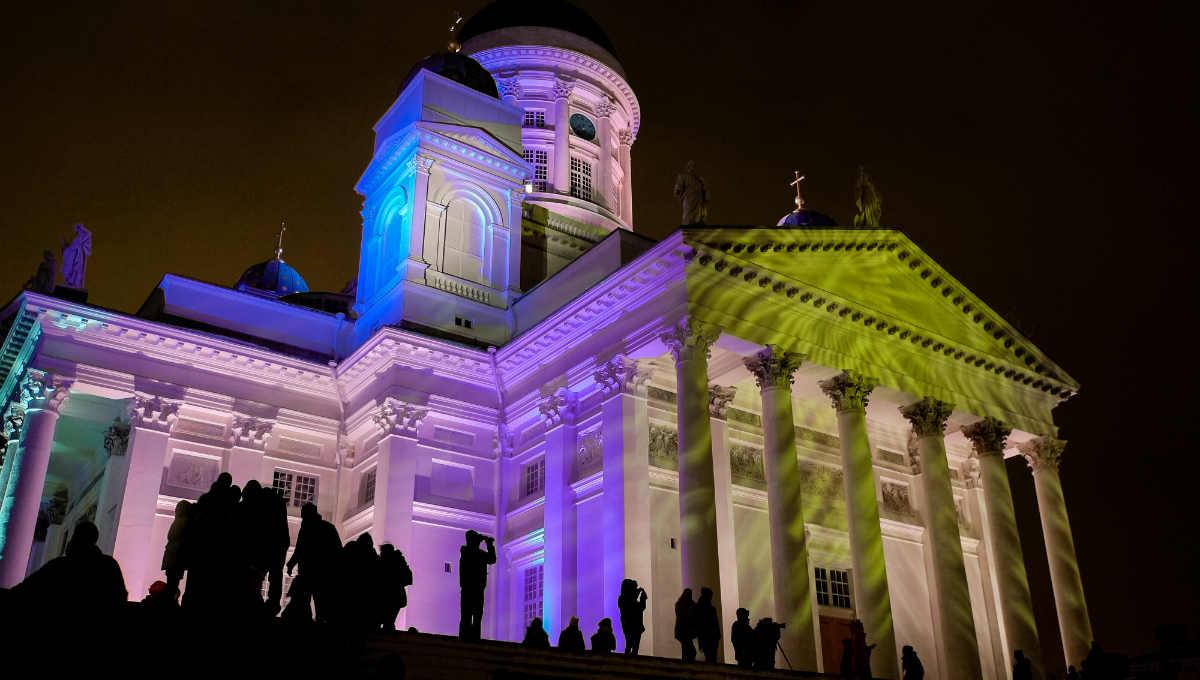 Фото: Андрей Сузи. Lux Helsinki-2017