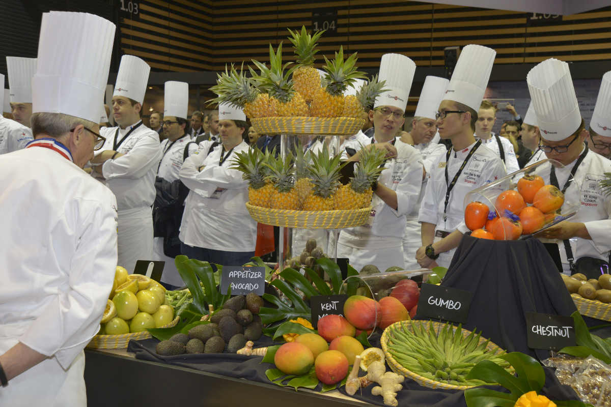 Bocuse d'Or 2015 © Photos Le Fotographe