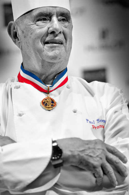© Photos Bocuse d'Or / «Лучший повар мира», трёх мишленовских звёзд, ордена Почётного легиона и многих других званий и наград, Поль Бокюз