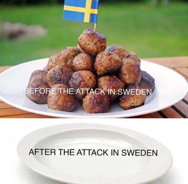 #LastNightInSweden