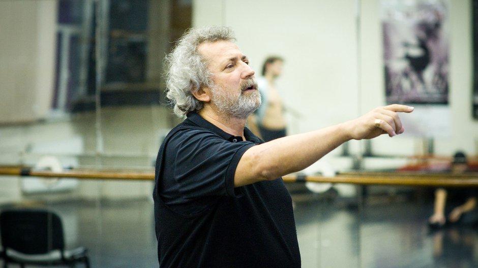Борис Эйфман - художественный руководитель-Президент Санкт‑Петербургского государственного академического театра балета