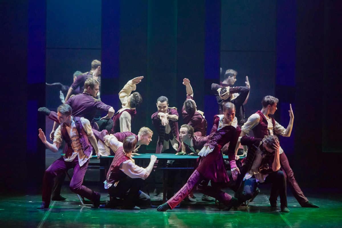 © 2016 Jevgeni Matvejev / Eifman Ballet / Suomen Kansallisooppera/Suomen Kansallisbaletti / ЧАЙКОВСКИЙ. Pro et Contra