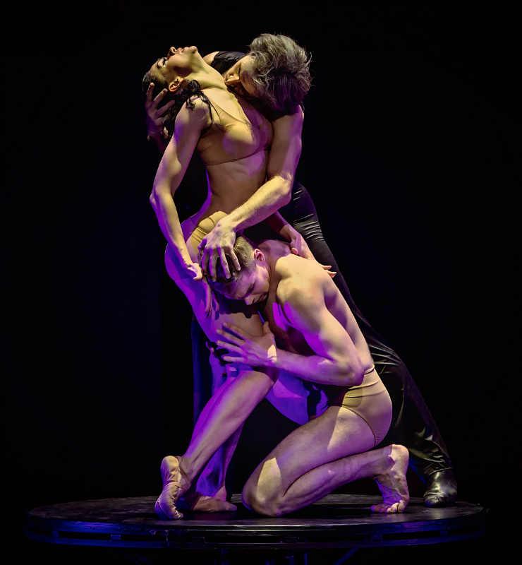 © 2016 Souheil Michael Khoury / Eifman Ballet / Suomen Kansallisooppera/Suomen Kansallisbaletti/ РОДЕН