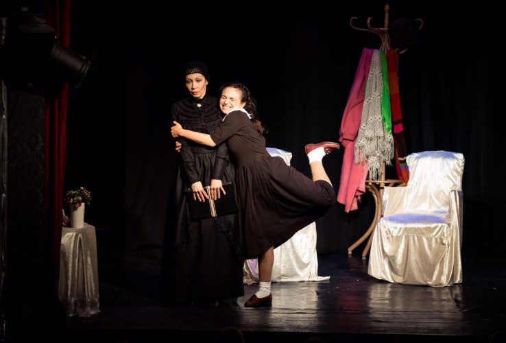 «Поллианна» театра «8+». Вена. Австрия