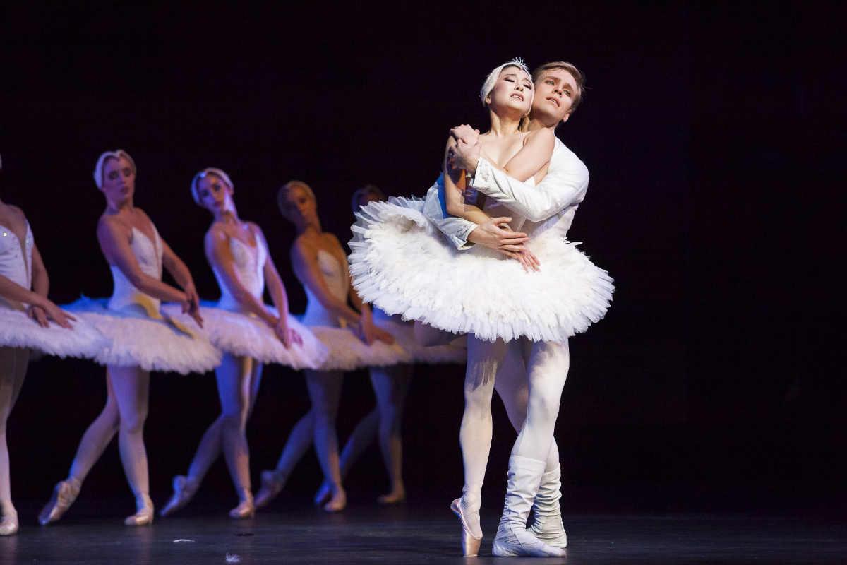 Финский национальный балет © 2013 Мирка Kлеемола / Ын-Джи Ха, Яни Тало