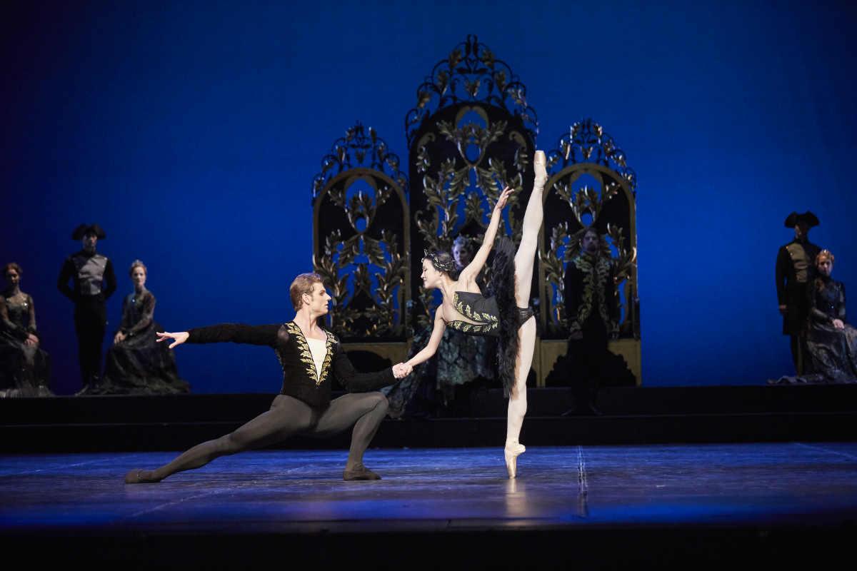 Финский национальный балет © 2017 Йонас Лундквист/ Михал Крхмар, Джи-Ын Ха