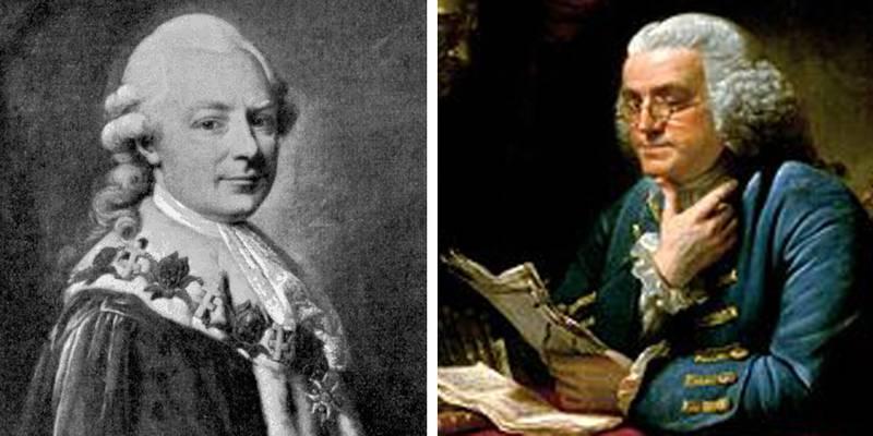 Густав Филип Крейтц (1 мая 1731 - 30 октября 1785), князь, государственный деятель, дипломат и поэт, друг Бенджамина Франклина.