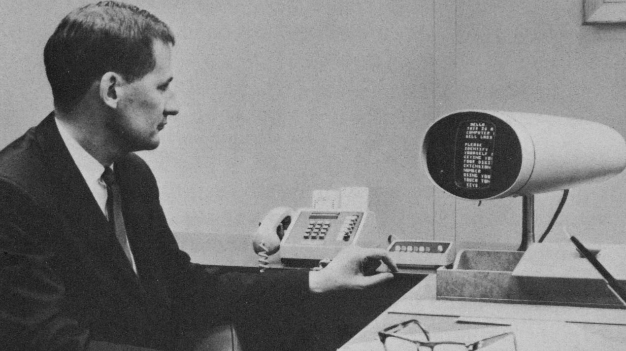 The Bell System's PicturePhone 1964