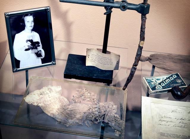 Убийство Кюлликки Саари - одно из самых известных преступлений в Финляндии. Улики хранятся в Музее уголовных преступлений Финляндии
