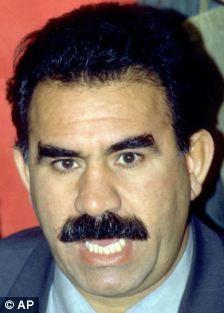 Еще один подозреваемый - лидер курдской повстанческой группировки Абдулла Оджалан