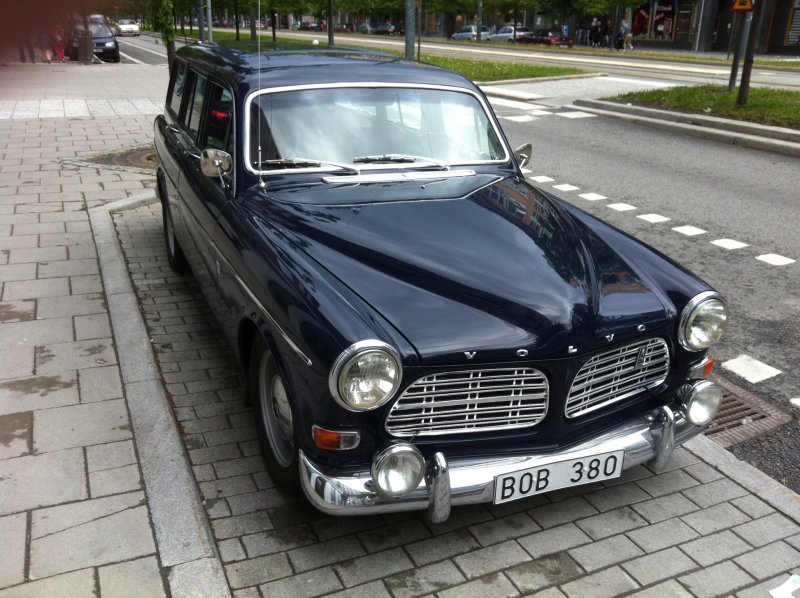 Photo: Fredrik Lofter / Volvo P221341 S