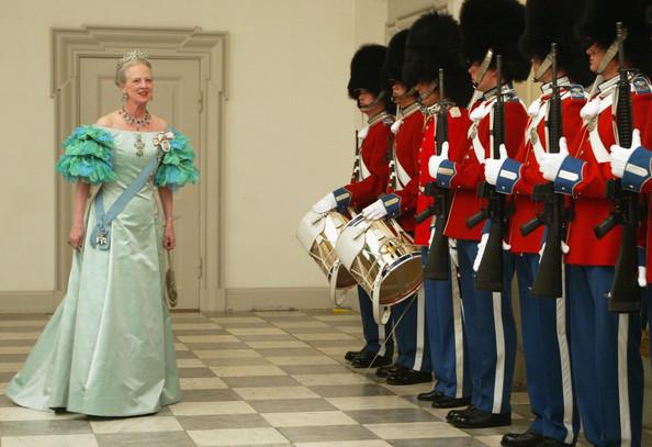 Рост королевы Маргрете II вполне соответствует ее высокому статусу и составляет 180 сантиметров