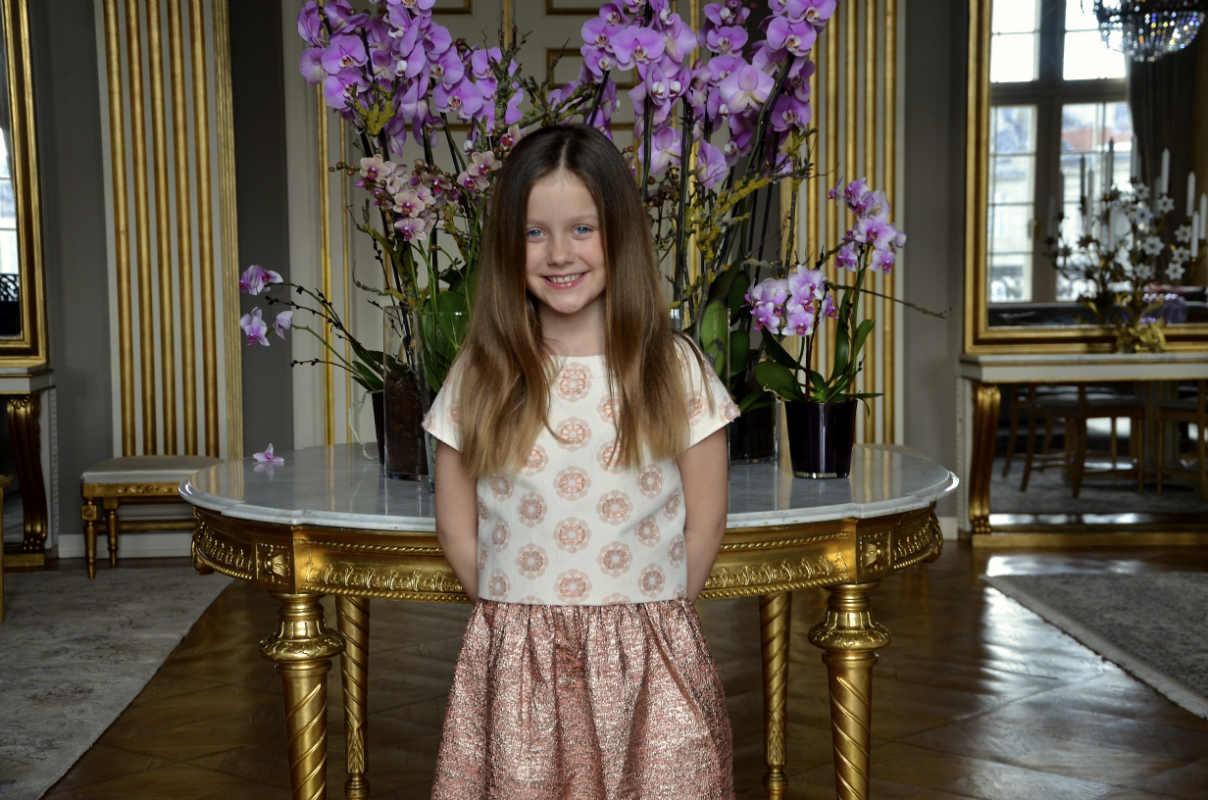 Фото: Steen Brogaard, Kongehuset / Ее Высочество Принцесса Изабелла
