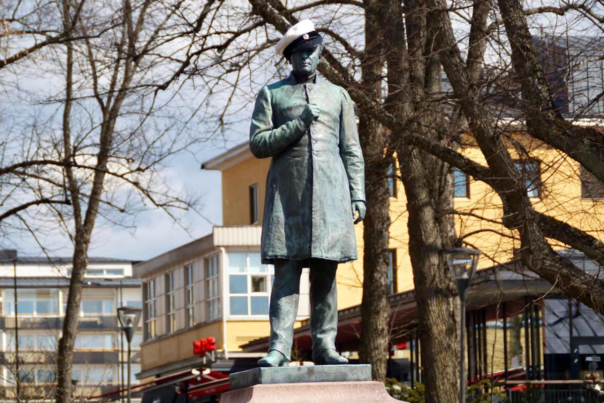 Фото: Алексей Чемоданов.1мая 2016 г. Порвоо.Финляндия