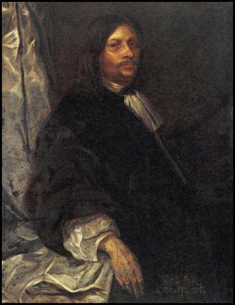 Современная живопись/ Лоренц Крейц старший (1615-1676)