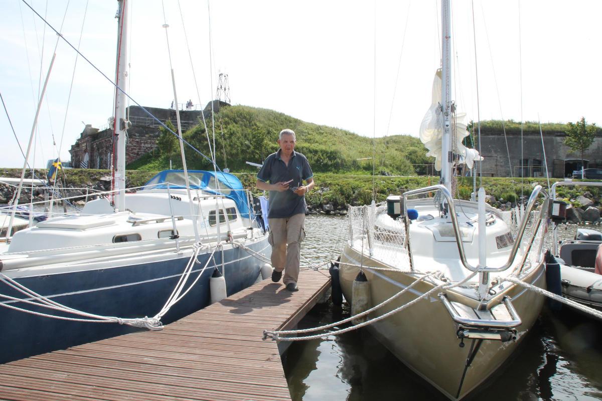 Комфортный дневной переход на яхте не должен превышать 30-ти миль