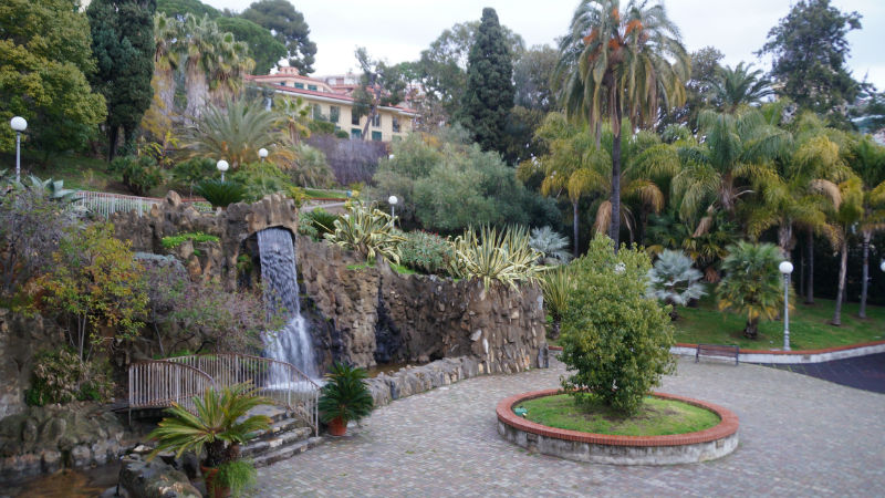 Санремо – город цветов и песен