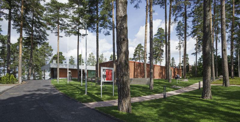 Художественный музей Дидрихсен, Хельсинки, Финляндия.