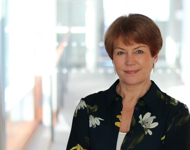Мария Дидрихсен, директор художественного музея Дидрихсен, Хельсинки, Финляндия. Фото: Ирис Марккола