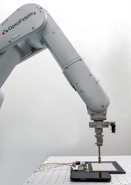 Optofidelity робот